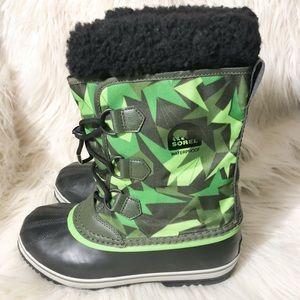 Sorel Yoot Pac Nylon Snow Boots